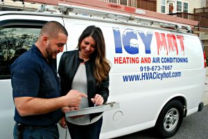 Heating and Air Conditioning Contractor Services Raleigh NC